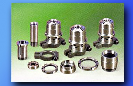 Carbide Collet & Guide Bushes